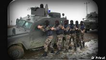 private Sicherheitsfirma SADAT in der Türkei