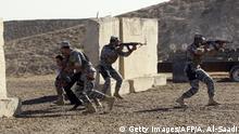 Irak Bagdad 2010 | NATO-Training für Polizisten