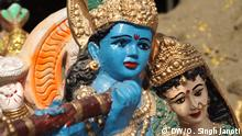Indien Amit Kumar, Idol Maker in Haldwani, Uttarakhand