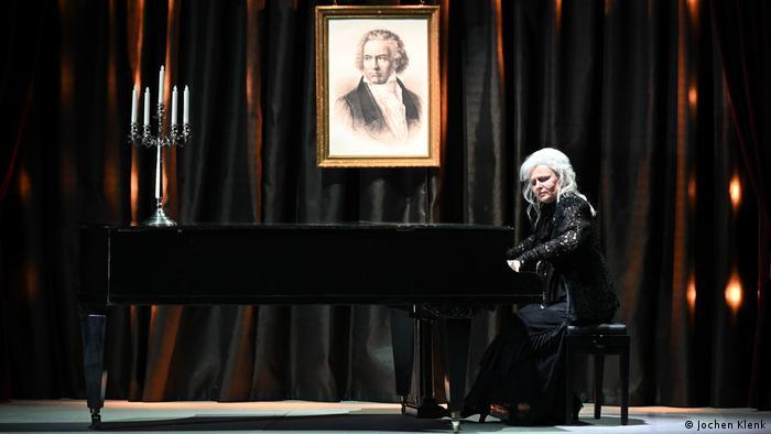Regensburg Theater - Minona. Ein Leben im Schatten Beethovens