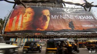 Bollywood-Star Shah Rukh Khan auf Plakat zu neuem Film