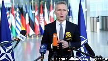 Nato-Generalsekretär Jens Stoltenberg