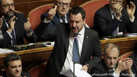 Οι Ιταλοί λαϊκιστές επικρίνουν το Ταμείο Ανάκαμψης