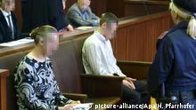 Österreich Prozess wegen Mordes durch Unterlassung gegen Eltern einer 13-Jährigen