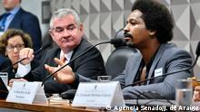 Brasilien Kongress - Parlamentarische Untersuchungskommission (CPMI) über Fake News