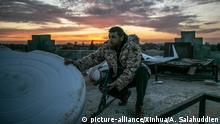 Libyen Symbolbild | UN-Sicherheitsrat Resolution zur Unterstützung der Beschlüsse der Libyen-Konferenz in Berlin