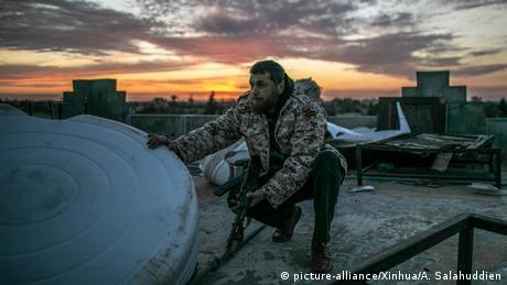 Libyen Symbolbild   UN-Sicherheitsrat Resolution zur Unterstützung der Beschlüsse der Libyen-Konferenz in Berlin