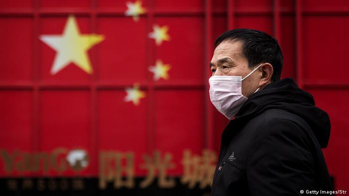China Coronavirus: Zahl der Infizierten steigt sprunghaft