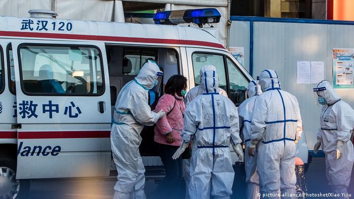 China Coronavirus: Zahl der Infizierten steigt sprunghaft (picture-alliance/Photoshot/Xiao Yijiu)