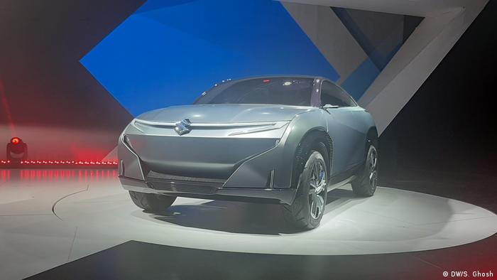 Indien Auto Expo 2020 (DW/S. Ghosh)
