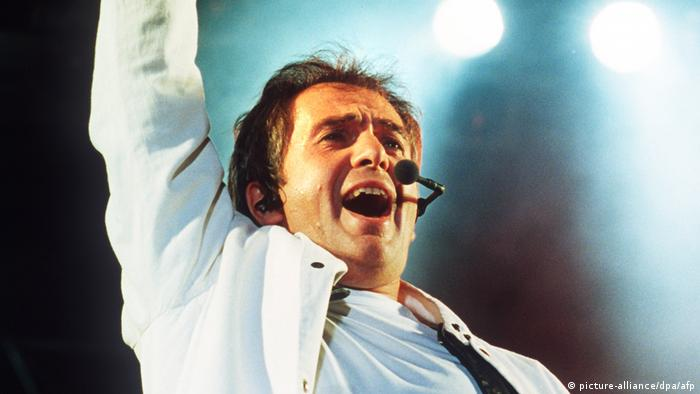 Peter Gabriel en una imagen de archivo