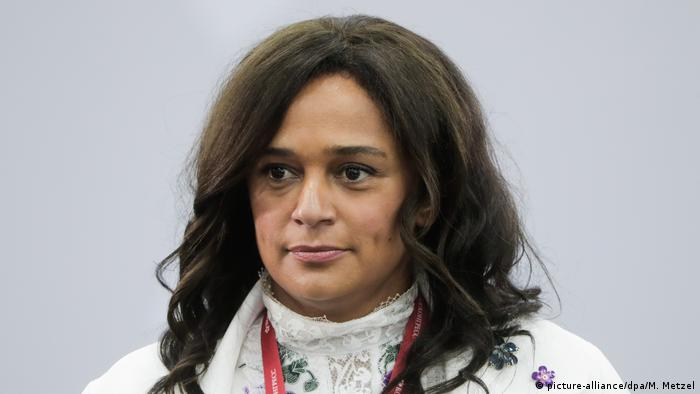 Milliardärin Isabel dos Santos (picture-alliance/dpa/M. Metzel)