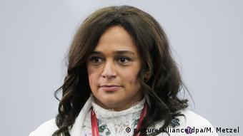 Milliardärin Isabel dos Santos (picture-alliance/dpa/M. Metzel)