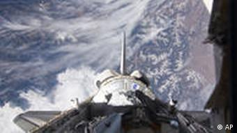 Space-Shuttle 'Endeavour' (Foto: AP)