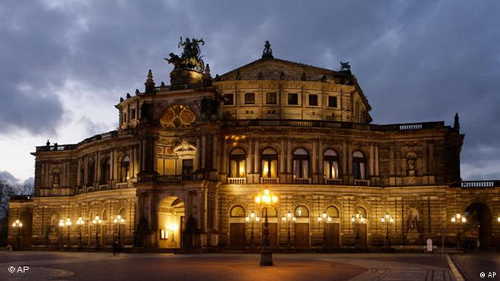 Dresden's Semperoper