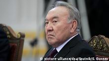 Russland Sankt Petersburg 2019 | Nursultan Nasarbajew, ehemaliger Präsident Kasachstans