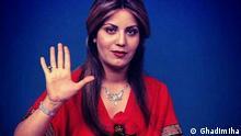 Aki Banaei, iranische Sängerin