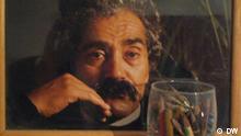 Der ägyptischen Schriftsteller Ibrahim Aslan (1935) Autor: Samir Grees