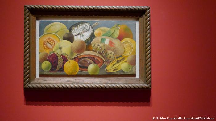 Ausstellung Fantastische Frauen. Surreale Welten von Meret Oppenheim bis Frida Kahlo (Schirn Kunsthalle Frankfurt/DW/H.Mund)