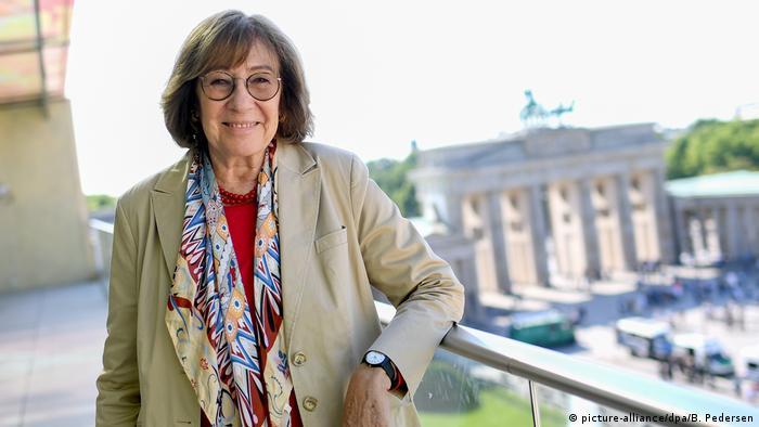 Jeanine Meerapfel, president of the Akademie der Künste