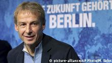 Bundesliga Hertha BSC | 2019 | Jürgen Klinsmann, Trainer