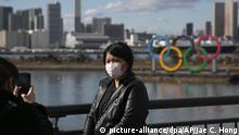 Japan hält trotz Coronavirus an Olympischen Spielen fest