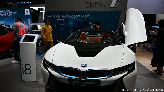 China BMW-Showroom in Guangzhou