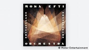 CD-Cover des Albums Erstausgabe des Moka Efti Orchestra