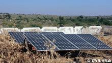 Solar Hospital in Tharparkar, Pakistan. (c) DW/Irfan Aftab