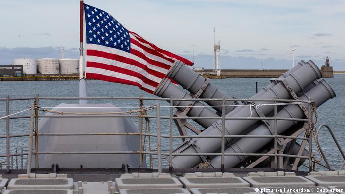 Symbolbild: USS Normandy