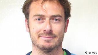 Scientist Lutz Merbold from the ILRI