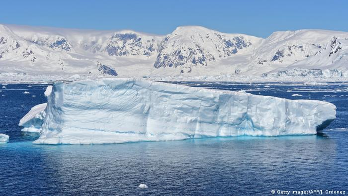 Antarctica glacier, South Shetland Islands