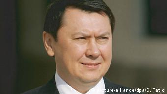 Отец Айсултана Назарбаева Рахат Алиев