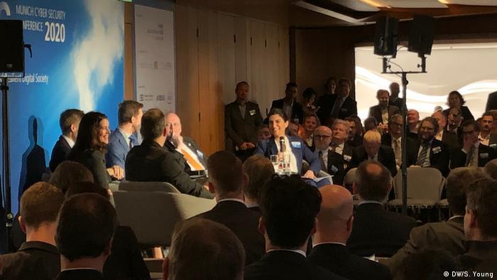 Перед началом Мюнхенской конференции по безопасности