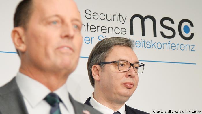 Germany Munich Security Conference MSC München Aleksandar Vucic