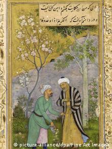 Iran Werke Dichter Saadi