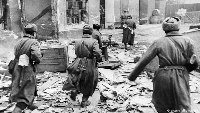 Будапеща, 7 февруари 1945 година