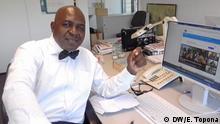 DW Korrespondent in Kamerun | Henri Fotso
