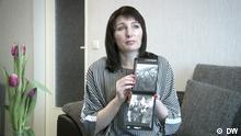 Still DW-Beitrag | Entführung des weißrussischen Innenministers Juri Zakharenko | Elena Sakharenka
