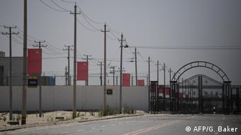 DW Investigativ Projekt: Uiguren Umerziehungslager in China ACHTUNG SPERRFRIST 17.02.2020/17.00 Uhr MEZ