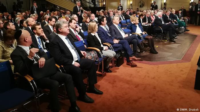 Серед учасників Мюнхенської конференції - експрезидент України Петро Порошенко