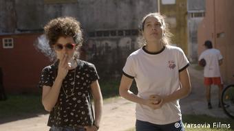 Escena de la película Las Mil y Una