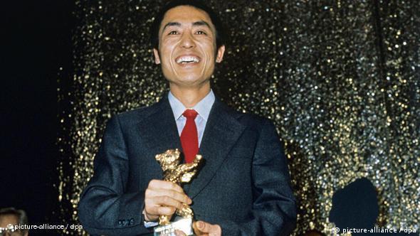 Zhang Yimou at the Berlinale