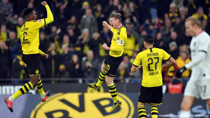 Borussia Dortmund back to basics in latest Bundesliga spectacle
