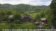 Rumänien Projektgelände Jugendhilfeträger Wildfang