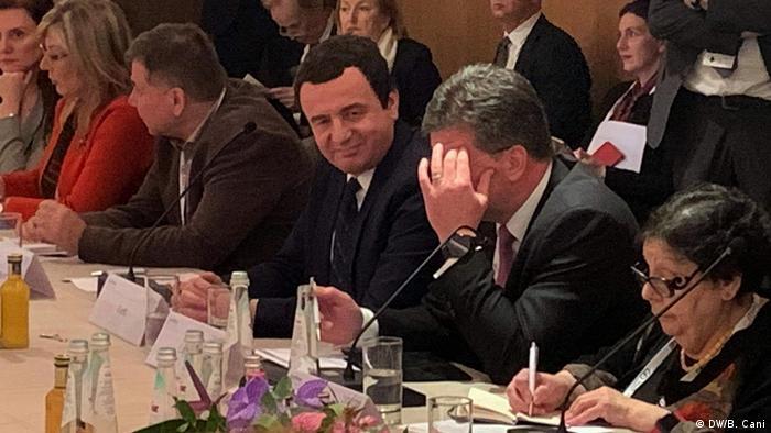 Deutschland | München | Sicherheitskonferenz MSC | West Balkan Panel (DW/B. Cani)