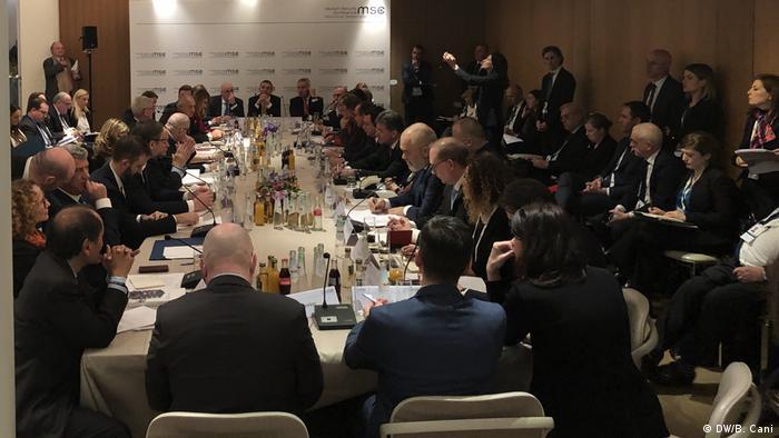 На одній з панелей Мюнхенської конференції з безпеки