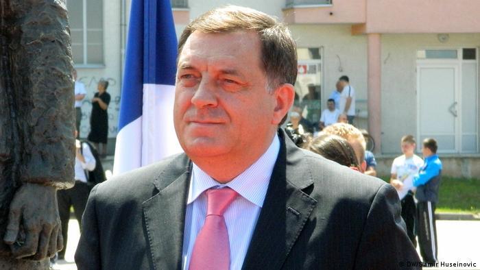 Milorad Dodik, srpski član Predsjedništva BiH