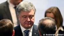 München | Petro Poroschenko auf der München Sicherheitskonferenz |