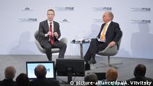 MSC München Sicherheitskonferenz Mark Zuckerberg
